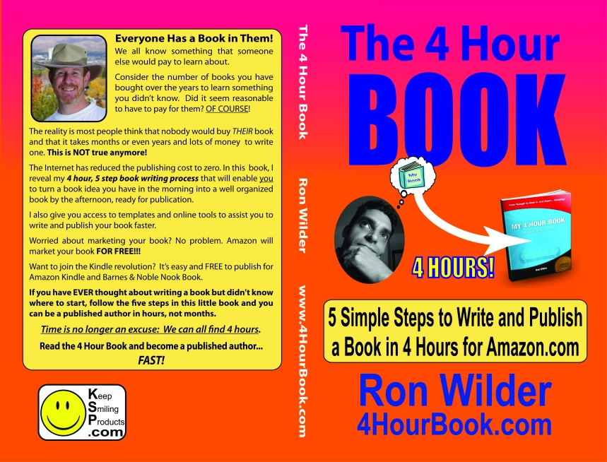 Cover art for The 4 Hour Book
